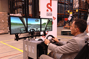 Simulateur de conduite